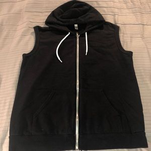 Other - Men's sleeveless fleece hoody